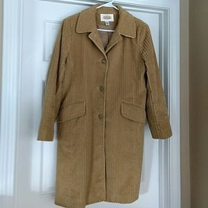 Talbot's Corduroy womans jacket
